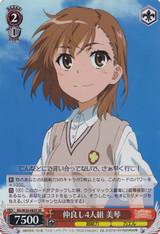 Mikoto, Friendly 4-Man Group RG/W26-083S SR