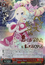 Memory Snow Beatrice RZ/S68-016SP SP