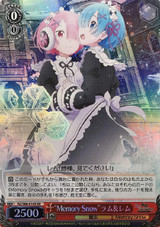 Memory Snow Ram & Rem RZ/S68-014S SR
