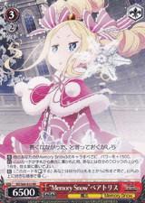 Memory Snow Beatrice RZ/S68-016 RR