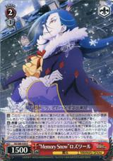 Memory Snow Roswaal RZ/S68-036 U