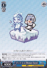 Rem, Pixellated (Memory Snow) RZ/S68-103 PR