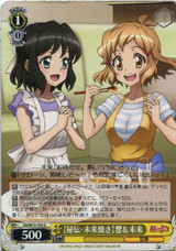 Hiden: Miraiyaki Hibiki & Miku SG/W72-103 U