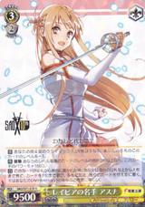Asuna, Rapier Master SAO/S71-010 R