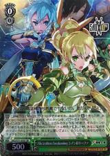 Sinon & Leafa, Alicization Awakening SAO/S71-033S SR