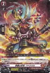 Stealth Rogue of Strife, Fudomaru D-BT01/029 R