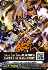The Battle Aiming to be the Shaman King D-PR/029 PR