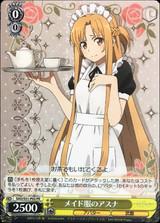 Asuna in a maid's uniform SAO/S51-P03 PR