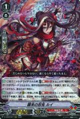 Stealth Rogue of Invasions, Rui D-VS02/027 RRR