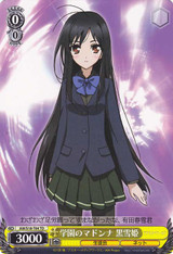 Kuroyukihime, Madonna of the Academy AW/S18-T04