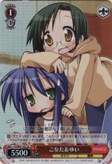 Konata & Yui Foil LS/W05-102
