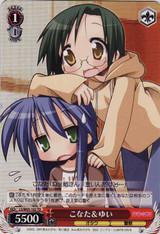 Konata & Yui LS/W05-102
