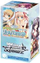 Little Busters! Card Mission Booster BOX