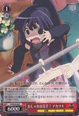 Akatsuki, Not Good at Dressing Herself? LH/SE20-06