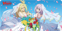 Misaki&kourin Wedding Playmat