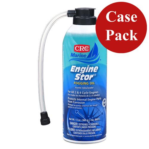 CRC Engine Stor Fogging Oil f/Outboard Engines - 13oz - #06072 *Case of 12