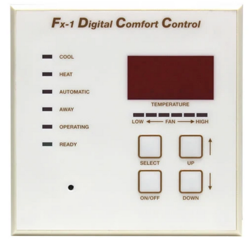 Micro-Air FX-1 Control Display