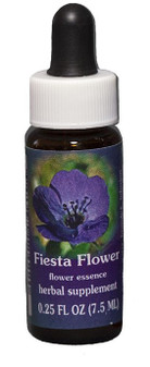 Fiesta Flower Flower Essence