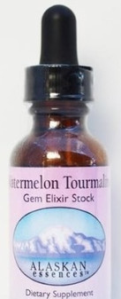 Watermelon Tourmaline Gem Elixir