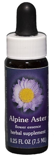 Alpine Aster Flower Essence