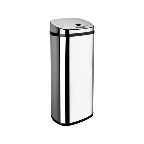 Chrome 50L Rectangle Origin Sensor Bin