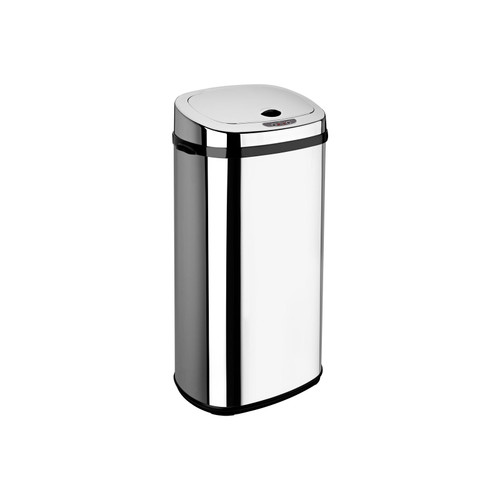 Chrome 42L Rectangle Origin Sensor Bin