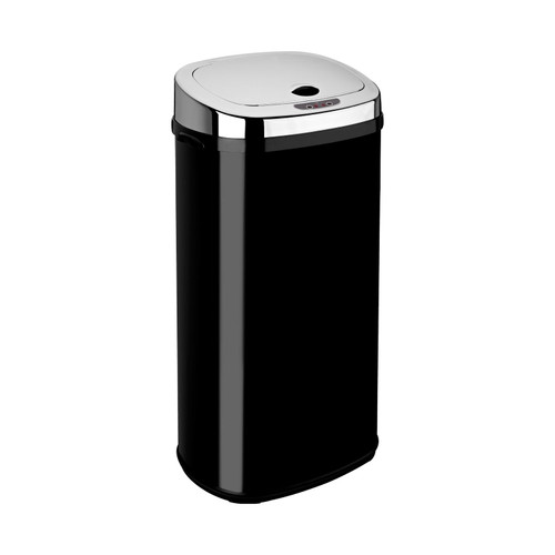 Black 42L Rectangle Origin Sensor Bin