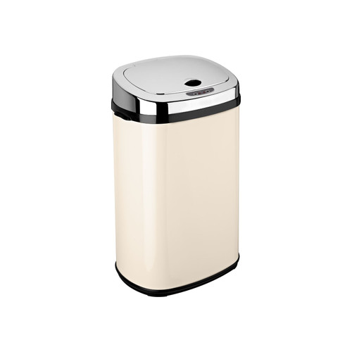 Cream 30L Rectangle Origin Sensor Bin