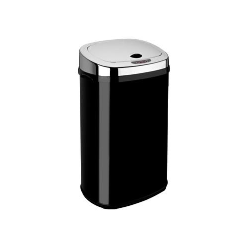 Black 30L Rectangle Origin Sensor Bin