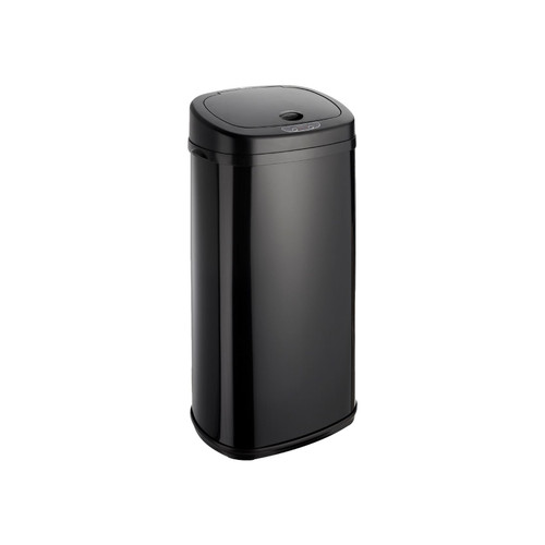 Black 42L Rectangle Onyx Sensor Bin
