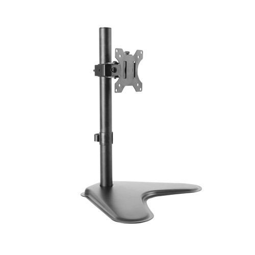 """Single Arm Desk Stand for 13"""" - 27"""" Monitors"""