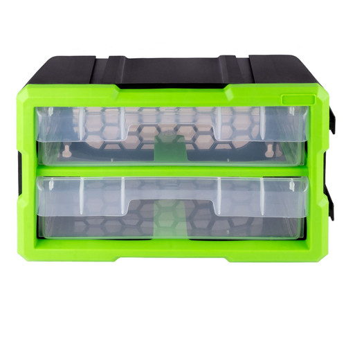 2 Drawer Interlocking Tool & Fixing Storage Unit