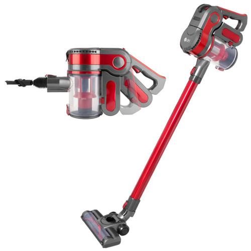 Dihl 120W 22.2V Red Handheld Cordless Vacuum Cleaner