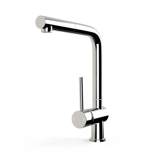 K024 Pull-out Spray Chrome Kitchen Swivel Tap