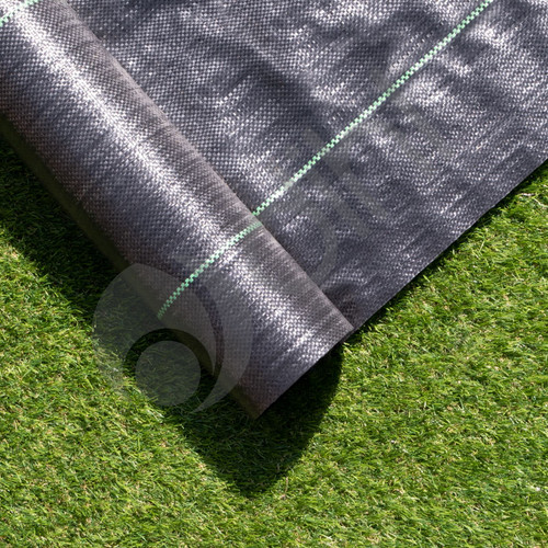 4m X 10m Ground Cover Fabric Landscape Garden Weed Control Membrane Heavy Duty