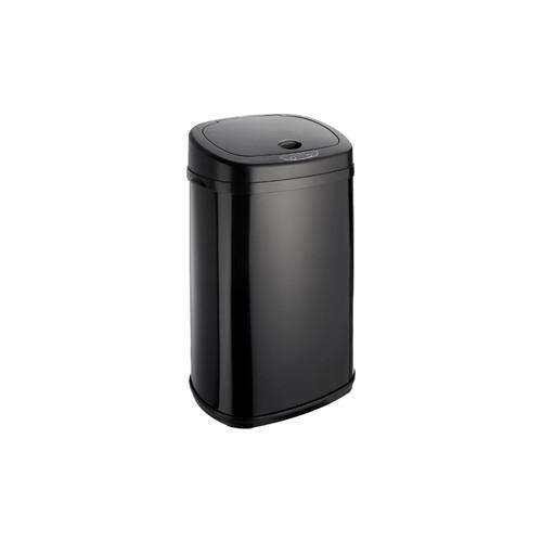 Black 30L Rectangle Onyx Sensor Bin