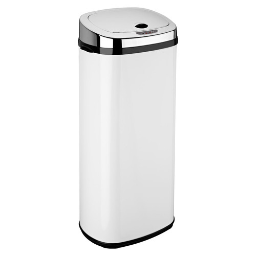 White 50L Rectangle Origin Sensor Bin