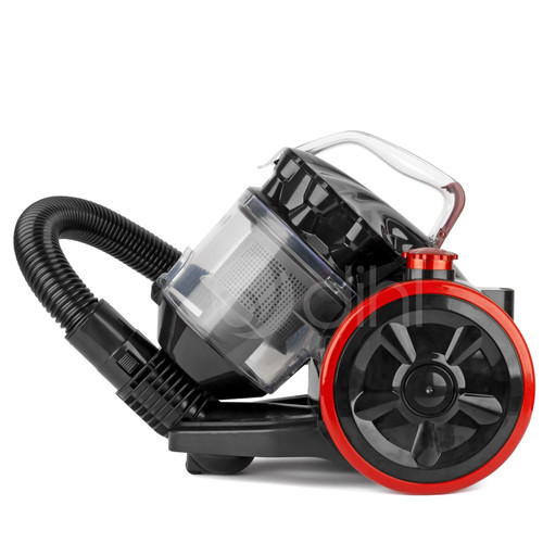 800W Vacuum Cylinder Cleaner - Black