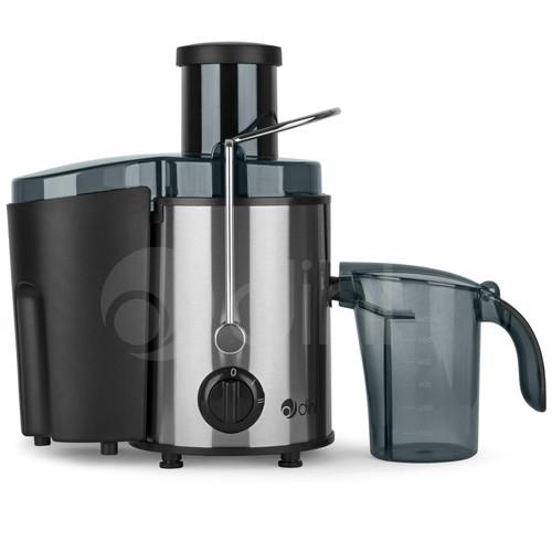 Dihl Brushed Steel 500W Whole Fruit Centrifugal Juicer