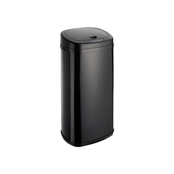 Black 42L Rectangle Onyx Sensor Bin