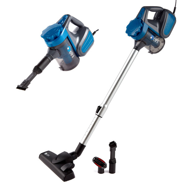 600W Blue Corded Hand Held Vacuum Cleaner