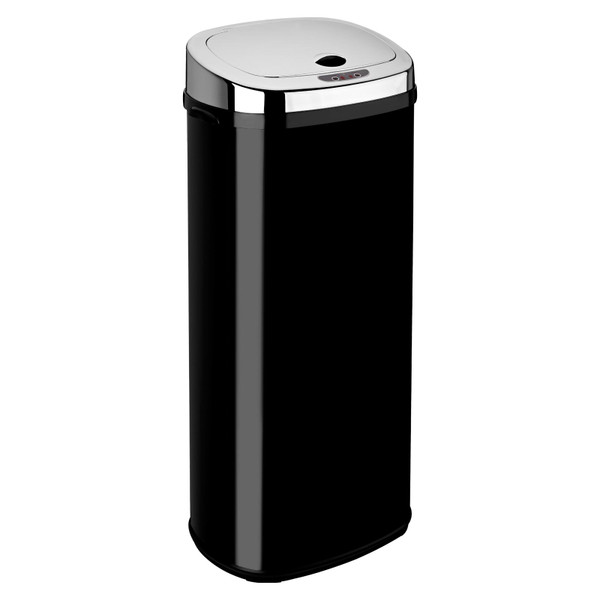 Black 50L Rectangle Origin Sensor Bin