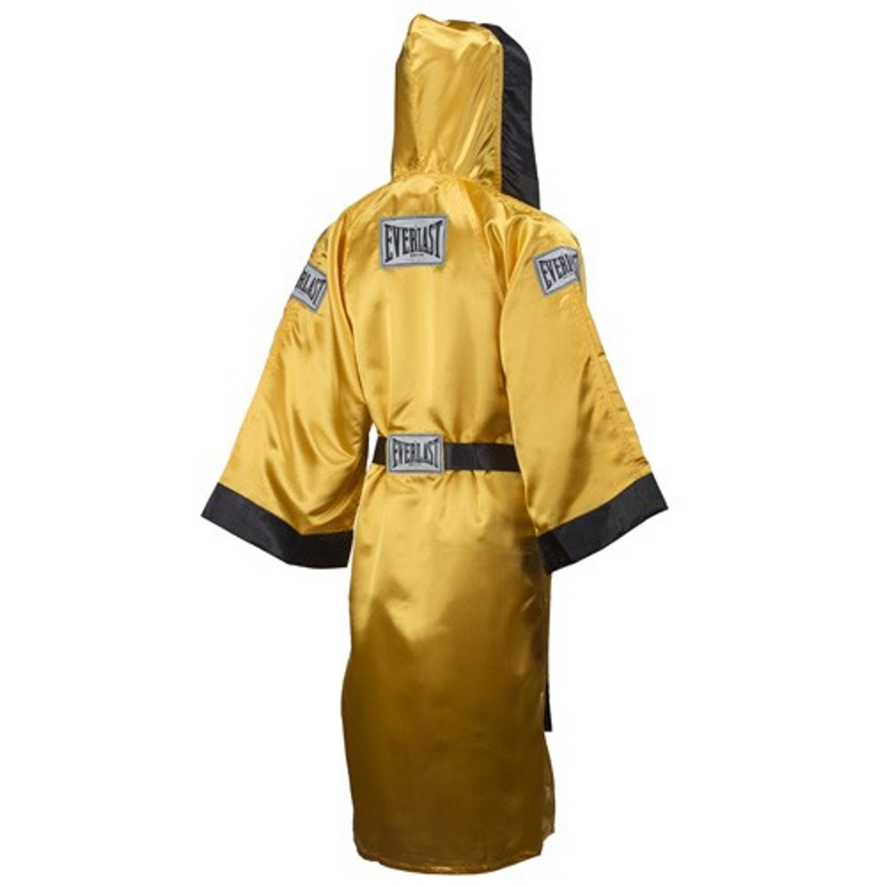 Personalised Boxing Robes: Personalized Everlast Boxing Full Length Robe With Hood