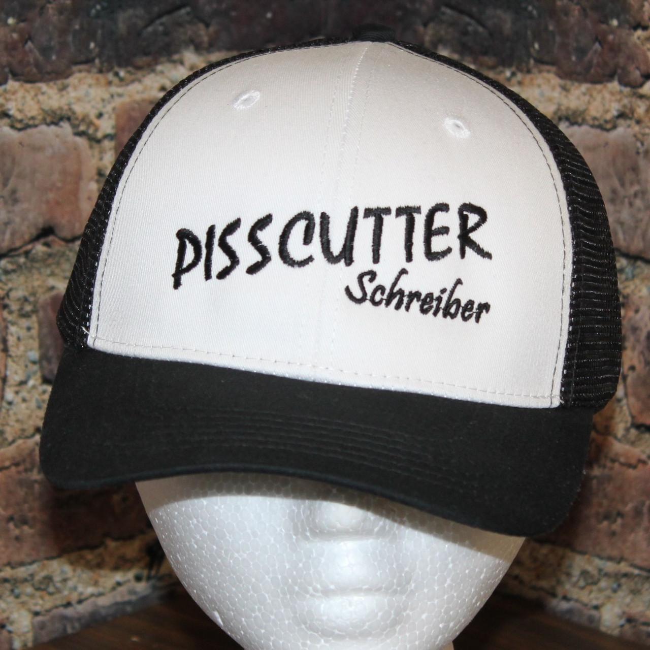 Pisscutter Hats with Schreiber