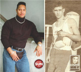 Sunshine Boy - Many of the Boxing Alumni showed up on the sunshine boy page over the years.