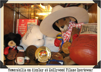 Boxing memorabilia @hollywoodfilane