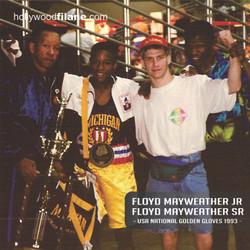 Domenic Filane Figliomeni vs Floyd Money Mayweather Jr.
