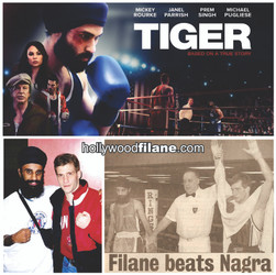The Tiger Movie - Domenic Filane Fgiliomeni is the REAL Canadian Boxing Champion in the Pardeep Nagra story