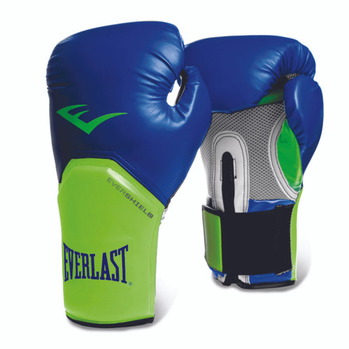 Everlast Pro style elite training gloves! New style and colour 16 oz