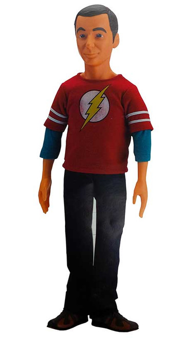 "The Big Bang Theory SHELDON 17"" TALKING DOLL"